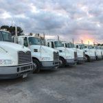 cardinal line of trucks
