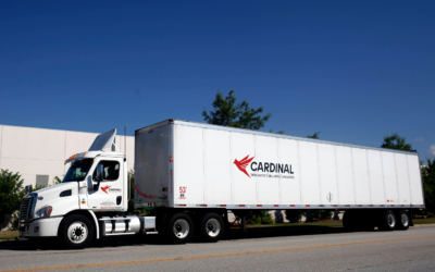 Cardinal rises to the top as an Inbound Logistics 2019 Top 100 3PL Providers
